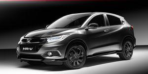 Honda HR-V Sport Euro-spec