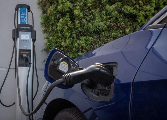 honda charging