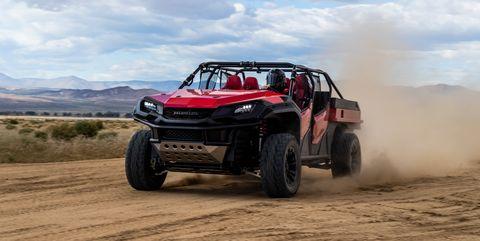 Honda Ridgeline Off Road >> Honda Rugged Open Air Vehicle Concept Custom Off Road Project