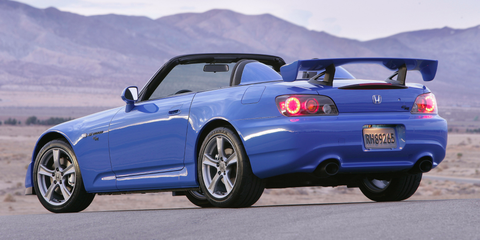 Land vehicle, Vehicle, Car, Honda s2000, Automotive design, Sports car, Personal luxury car, Coupé, Honda, Performance car,