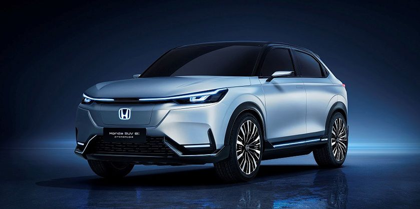Honda Commits to Selling Only EVs and Fuel-Cell Vehicles by 2040