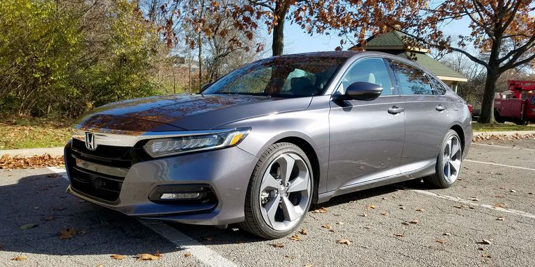2018 honda accord first drive. Black Bedroom Furniture Sets. Home Design Ideas