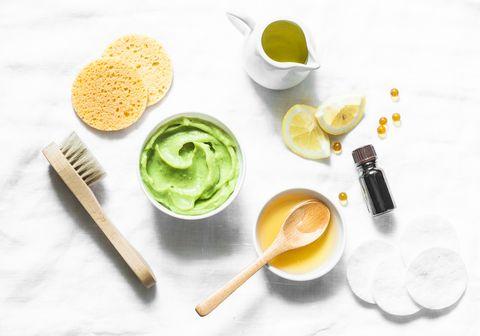 9款自製面膜diy方法!明星都在用的酪梨蜂蜜保濕收毛孔天然面膜