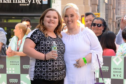 Honey Boo Boo Looks Like Mama June's Twin Now at Recent New York City Event