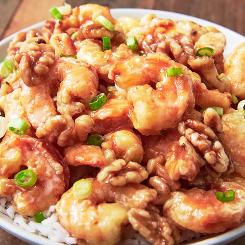Honey Walnut Shrimp - Delish.com