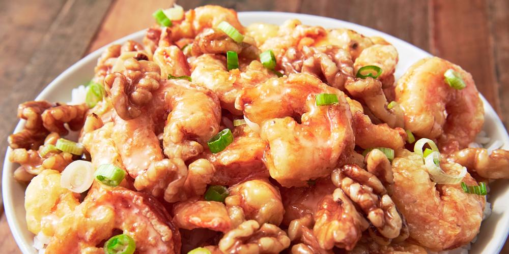 Best Honey Walnut Shrimp Recipe How To Make Honey Walnut Shrimp