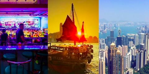 Best hotels, restaurants, bars in Hong Kong