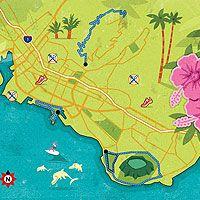 Media: On The Road: Honolulu, Hawaii