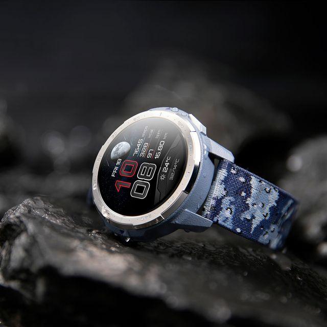 el smartwatch honor watch gs pro