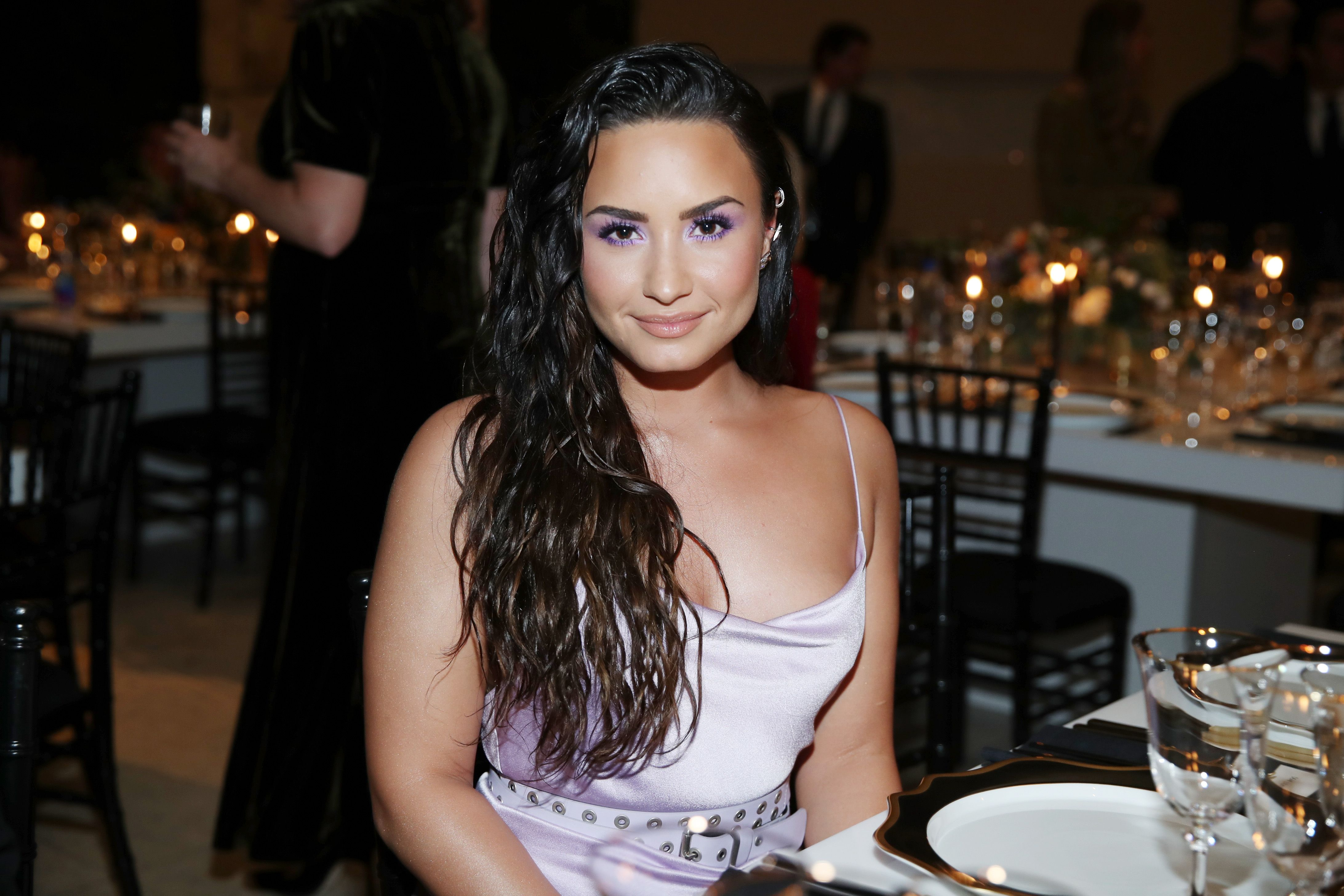 Demi Lovato Just Drastically Changed Her Hair for Spring