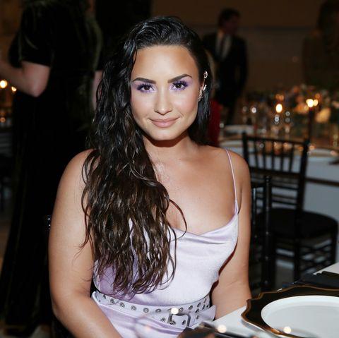 Demi Lovato Got Her Hair Cut Into A Lob For Spring Demi