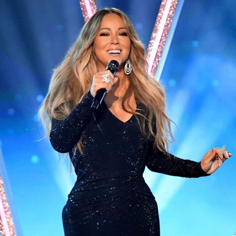 Mariah Carey celebrates her 30 years in music industry
