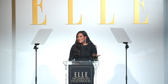 """Mindy Kaling: """"We Are Not Just Women in Hollywood. We Are Hollywood."""""""