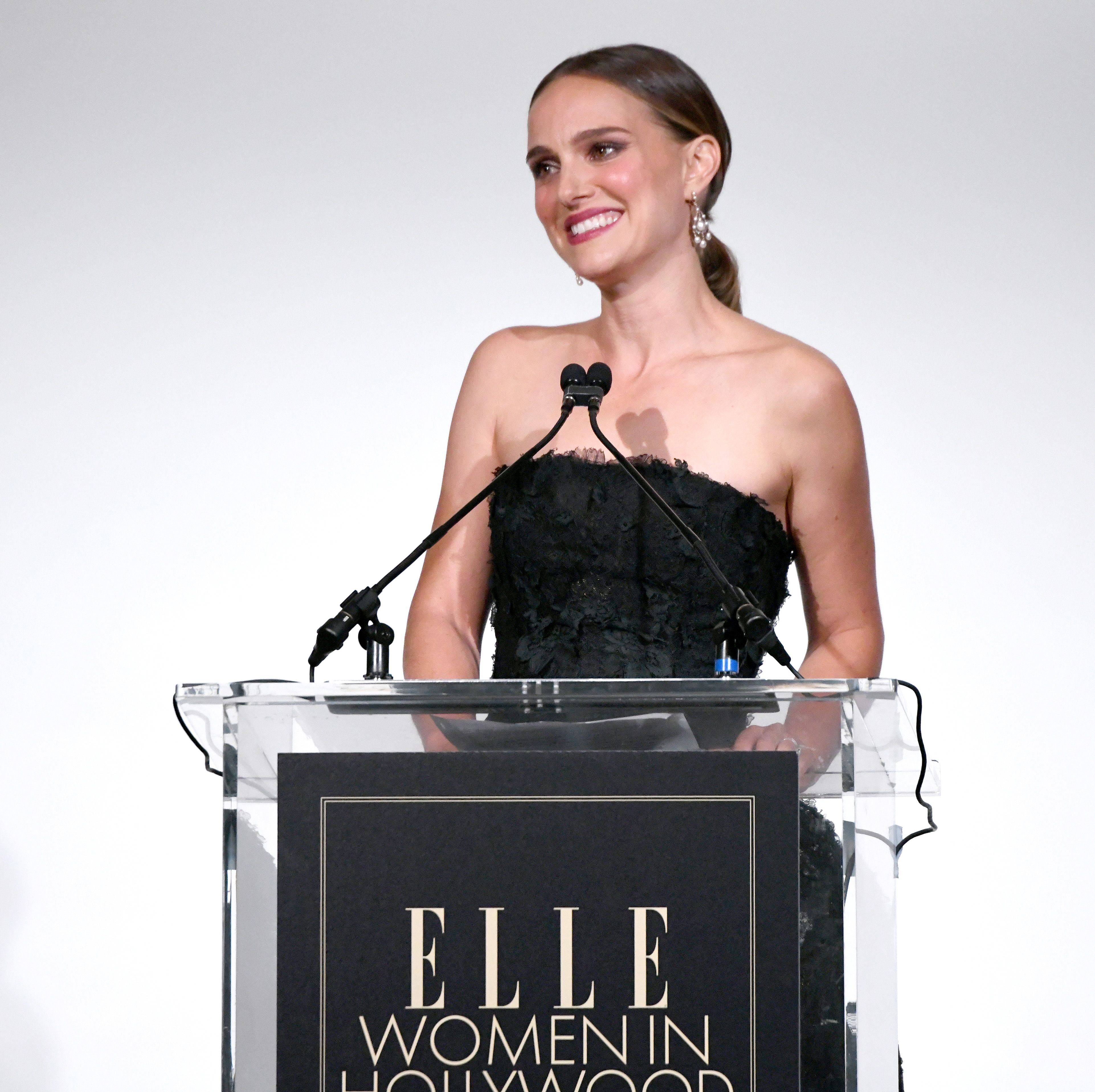 "Natalie Portman Calls for Women to Embrace Their Mistakes: ""F*ck Up and Thrive, Sisters"""