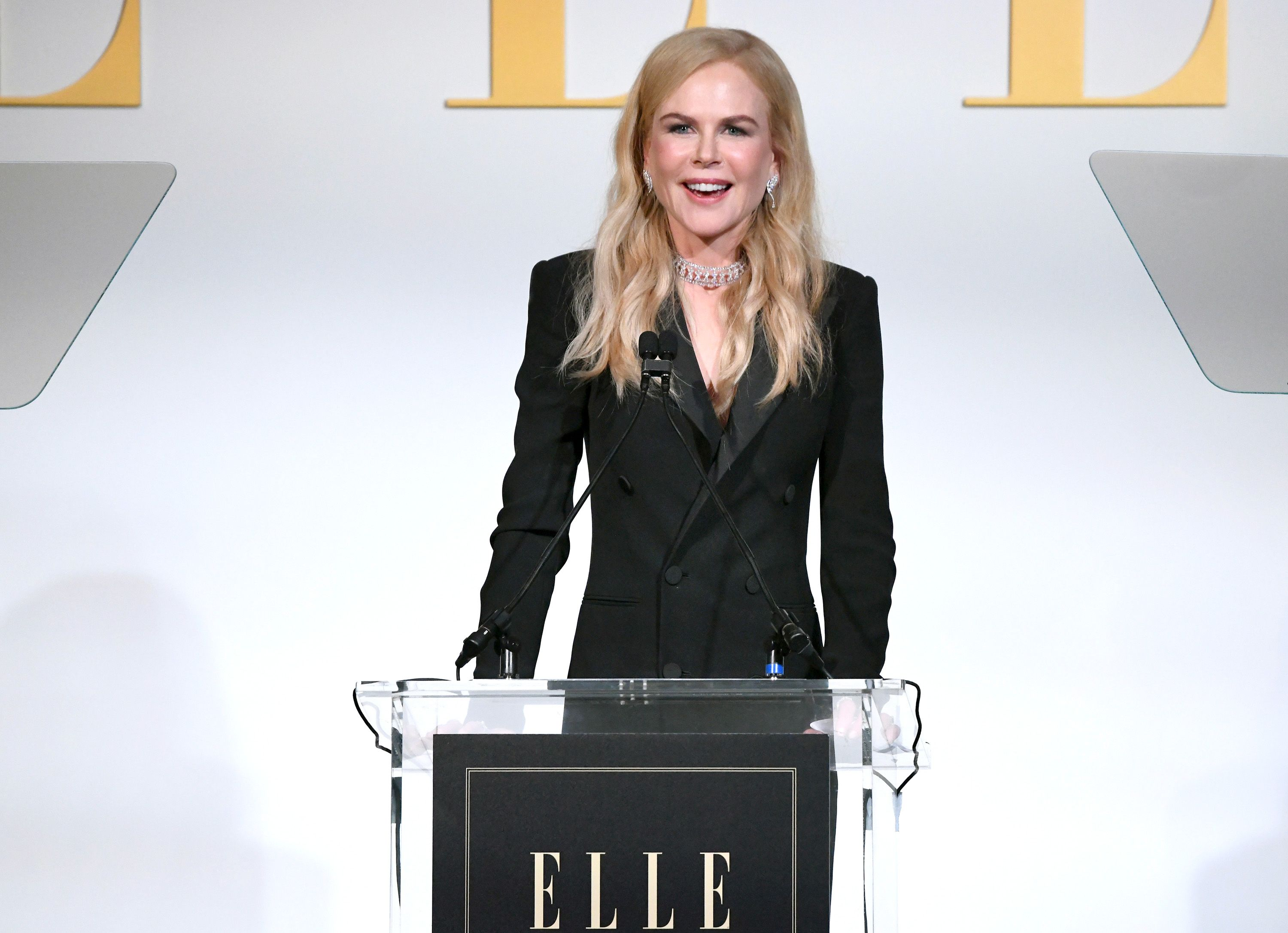 "Nicole Kidman: ""What a Privilege to Be Able to Tell The Stories We Are Telling Right Now"""
