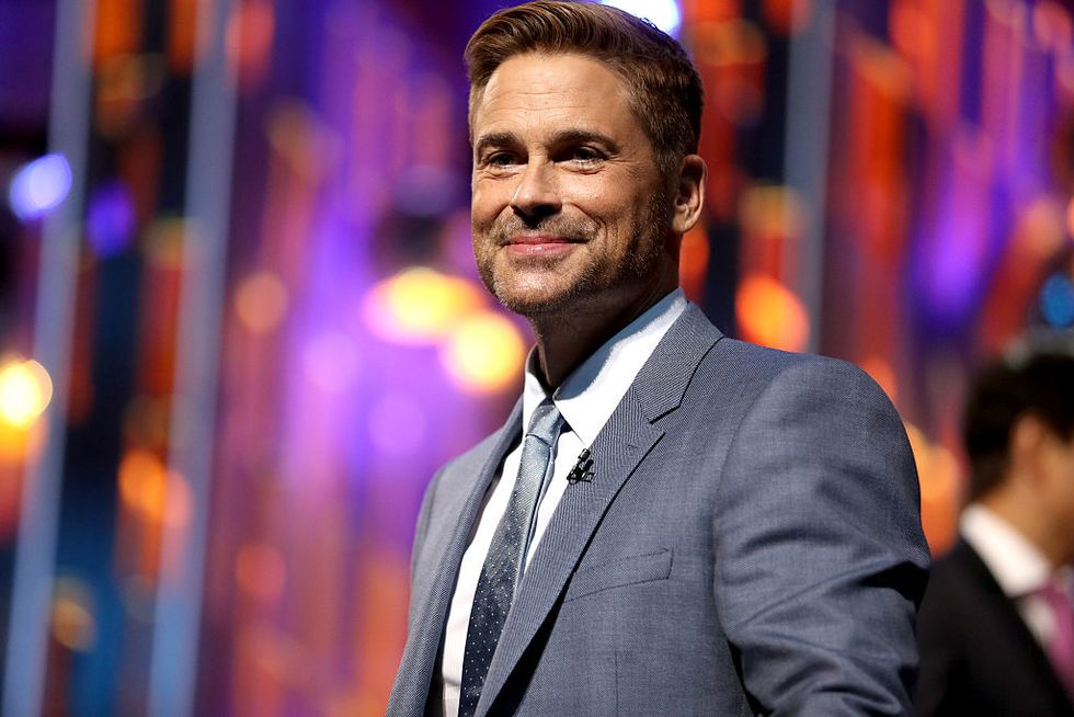 Rob Lowe Shared How He's Staying Fit and Healthy in His 50s thumbnail