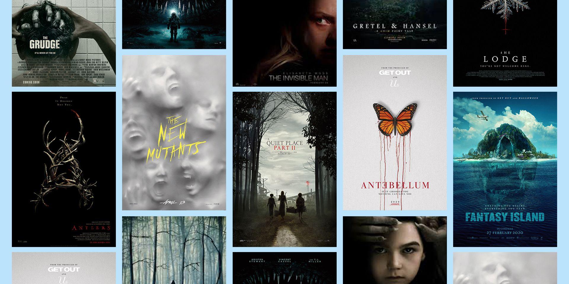 good scary movies on netflix 2020