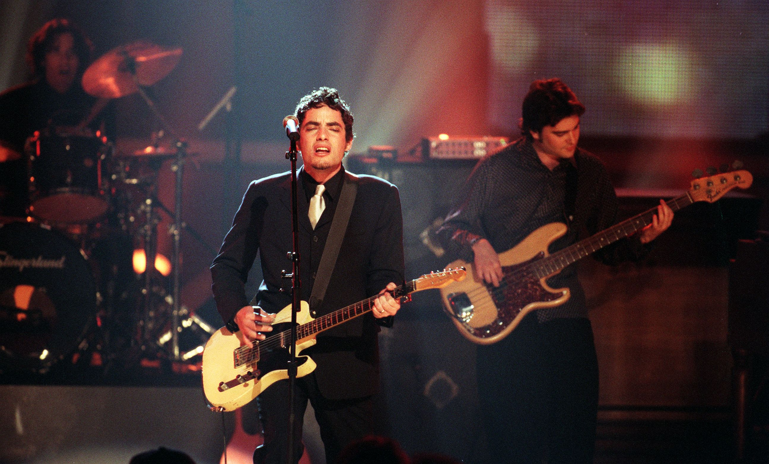 Then: The Wallflowers