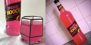 Hooch Has Launched An Alcoholic Raspberry Lemonade And It's SO Pink