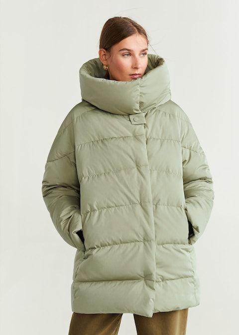 Clothing, Jacket, Hood, Outerwear, Skin, Parka, Fur, Sleeve, Coat, Beige,