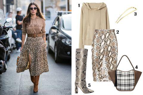 Clothing, White, Street fashion, Fashion, Dress, Footwear, Black-and-white, Shoe, Fashion model, Style,