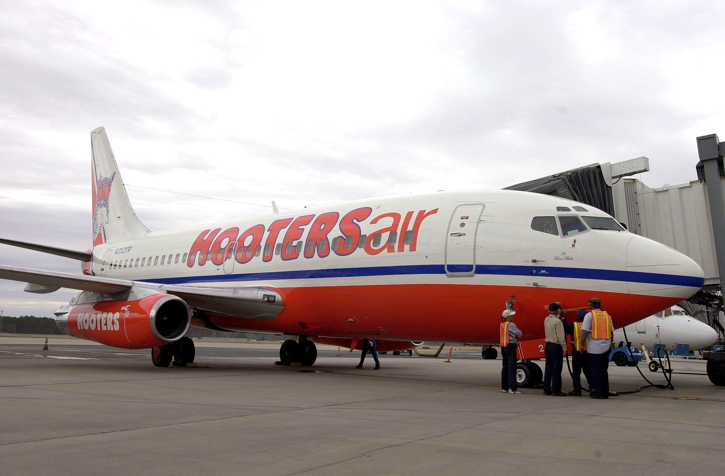 Hooters Air Launched By Hooters Restaurant Chain