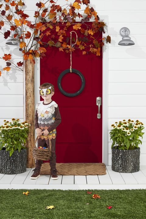hooting owl halloween costume kids