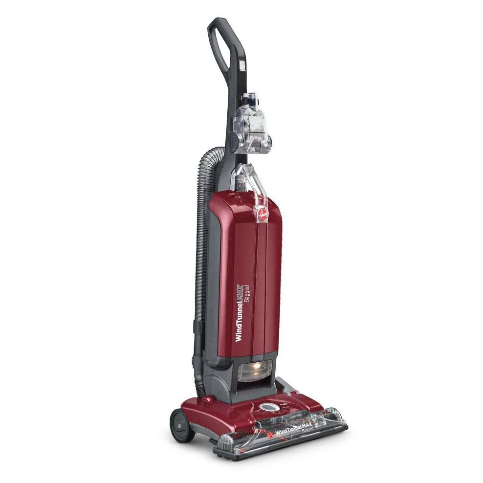 Hoover Vacuum Cleaner Windtunnel MAX Bagged Corded Upright Vacuum UH30600