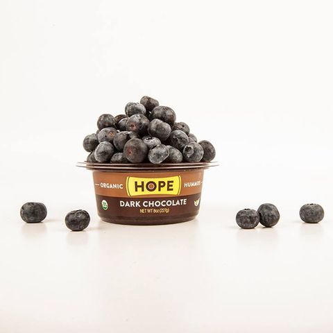 Hope Foods Organic Dark Chocolate Hummus