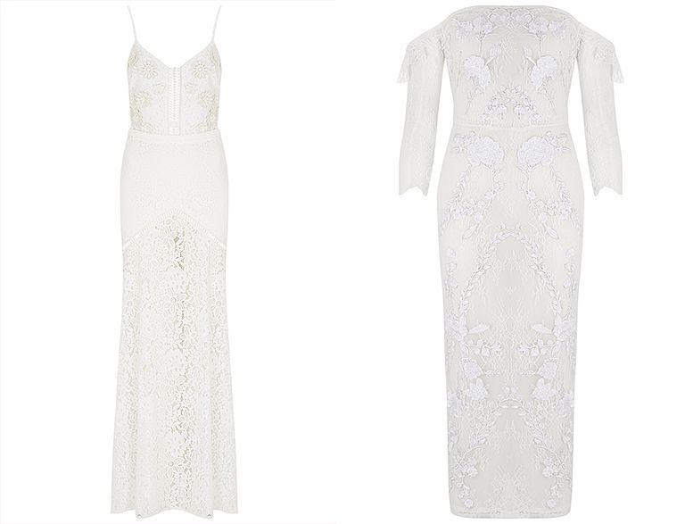20 High Street Wedding Dresses You'll Love