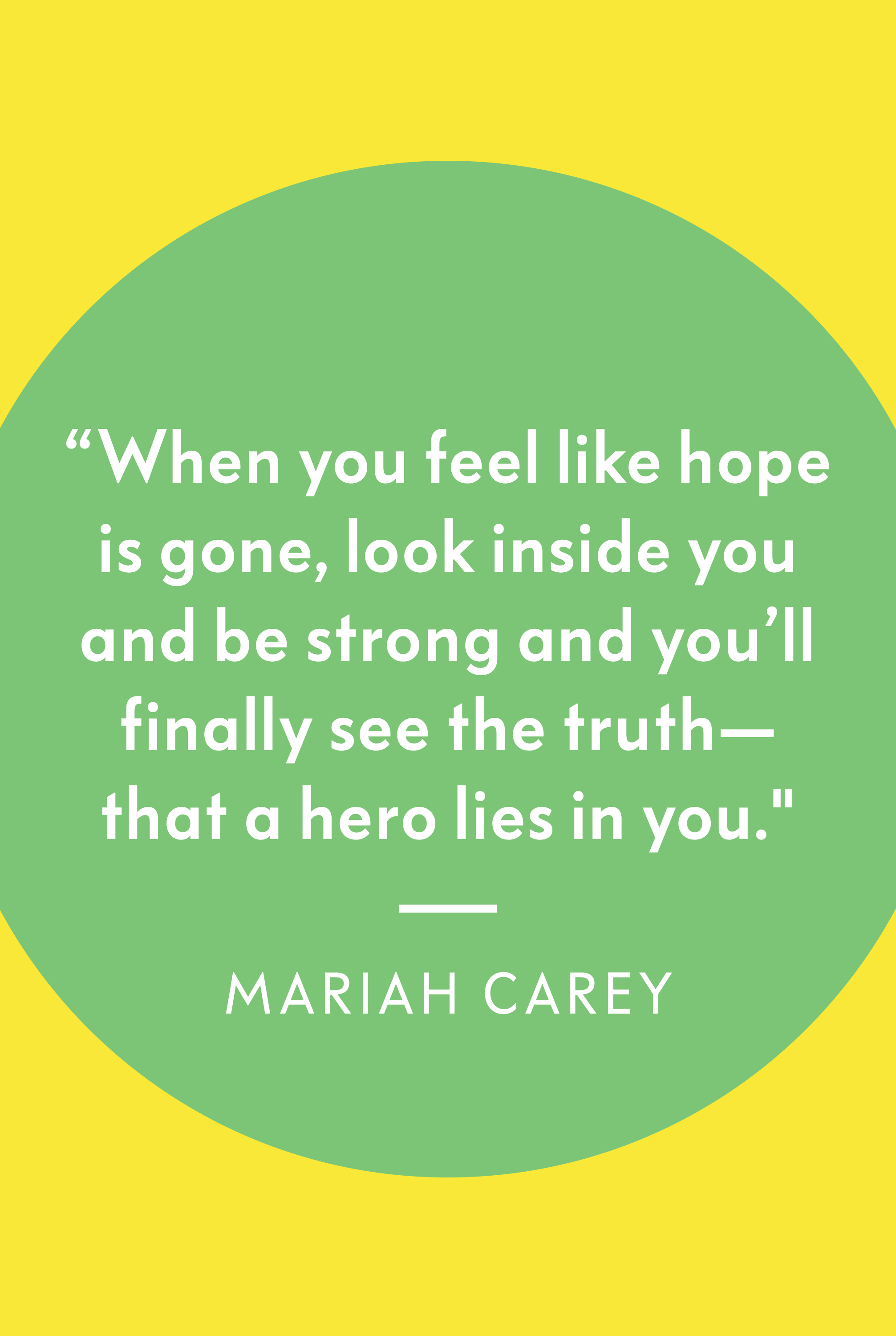 10 Quotes That Inspire You To Never Give Up Hope