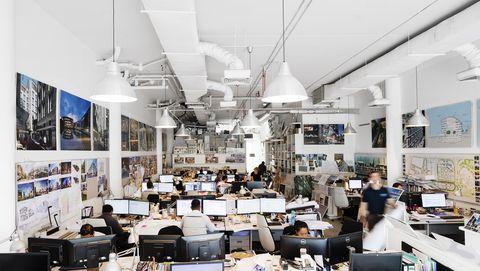 Ufficio Di Un Architetto : Le fotografie di 17 studi di architettura di dubai di marc goodwin