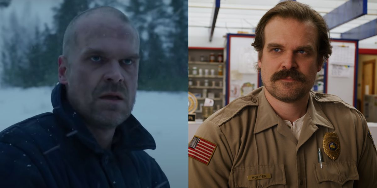 Hopper será el villano de 'Stranger Things 4'