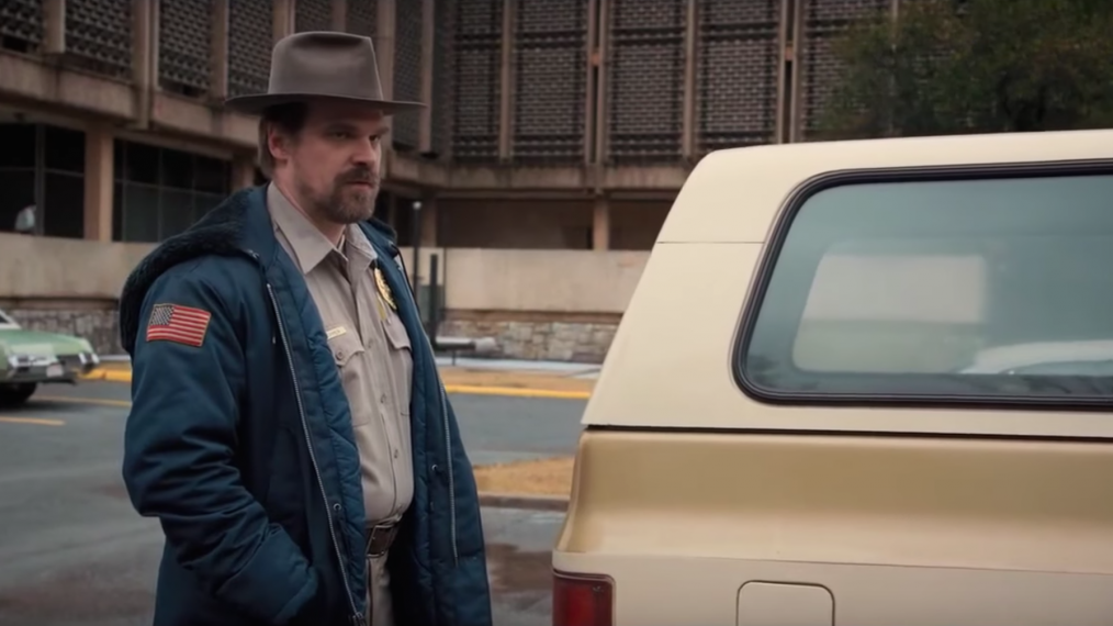 "A ""Stranger Things"" Fan Just Found a Clue that Hopper Might Be Alive"