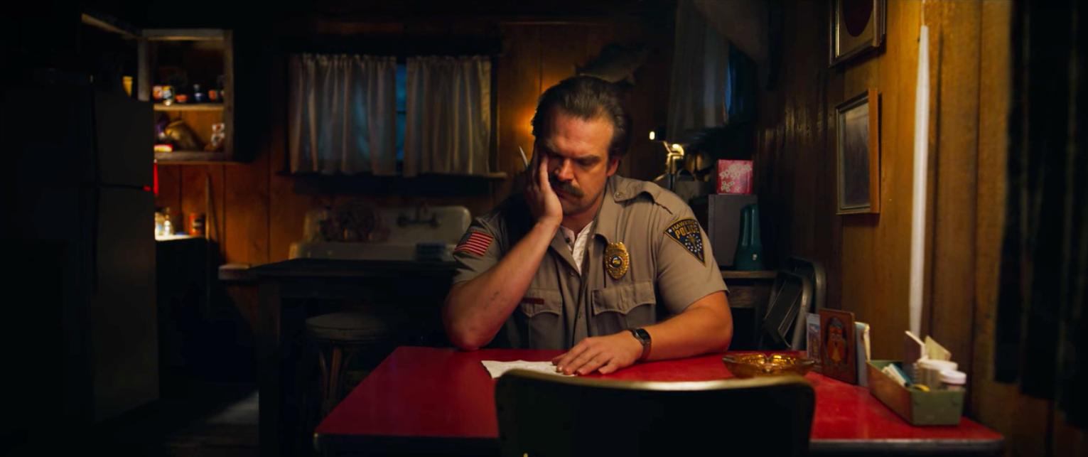 "Read Hopper's Emotional Letter to Eleven from Season 3 of ""Stranger Things"""