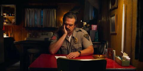 Hopper's Letter to El - Stranger Things Season 3