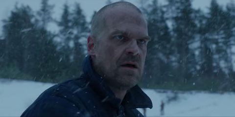 Snow, Winter, Freezing, Screenshot, Human, Tree, Blizzard, Sky, Winter storm, Fun,