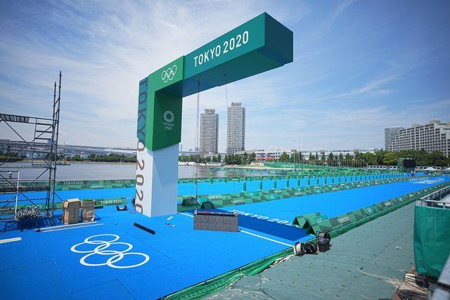 horario del triatlón en los juegos olímpicos de tokio