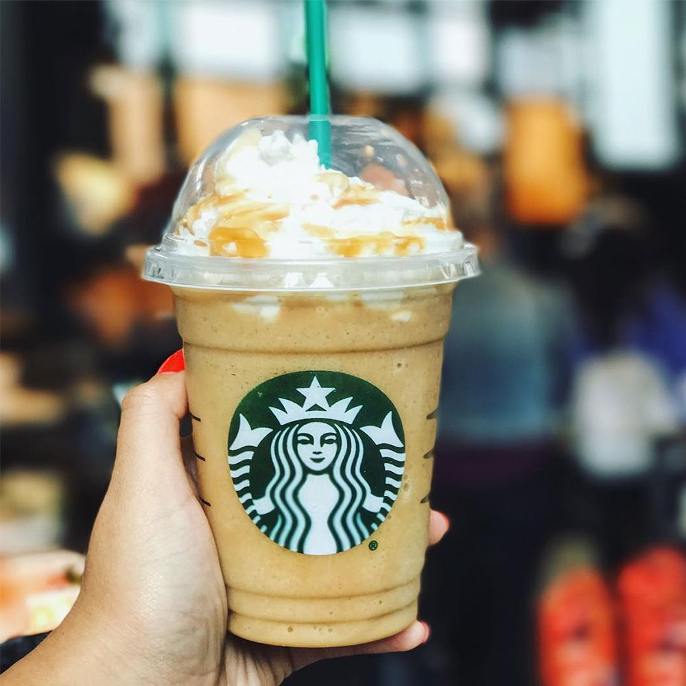 Starbucks Has A Totally New Frappuccino Inspired By Springs Crazy Weather