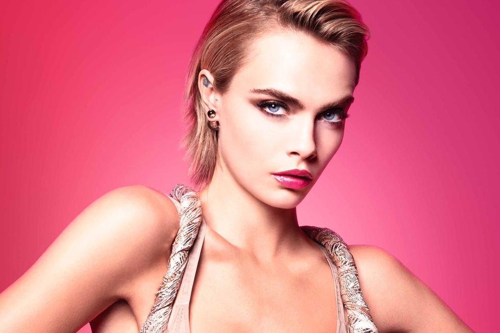 Cara Delevingne on RuPaul, Gender Fluidity, and Being More Real on Instagram