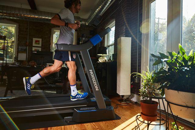 best folding treadmills lead image