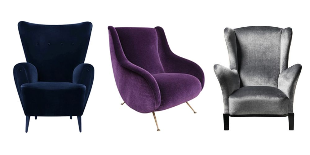 image  sc 1 st  Elle Decor & 20 Best Upholstered Chairs - Living Room Chairs