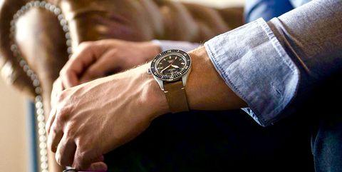 Certina horloge
