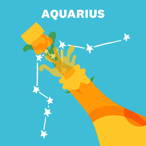 Kinky Zodiac Signs- Aquarius