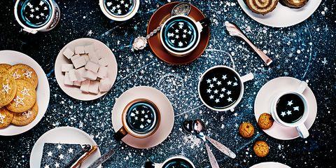 Horoscope astrology tea
