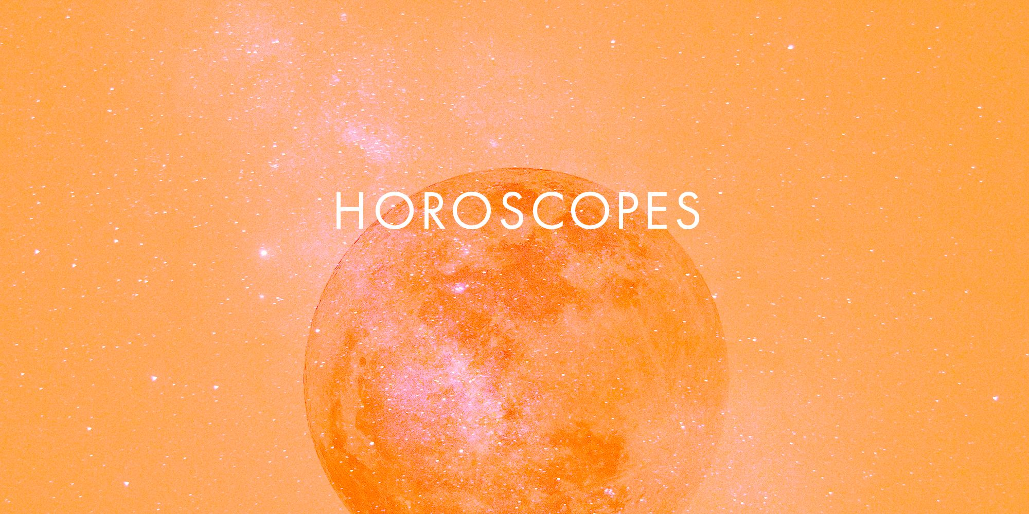 Your Horoscope for the Week of May 27