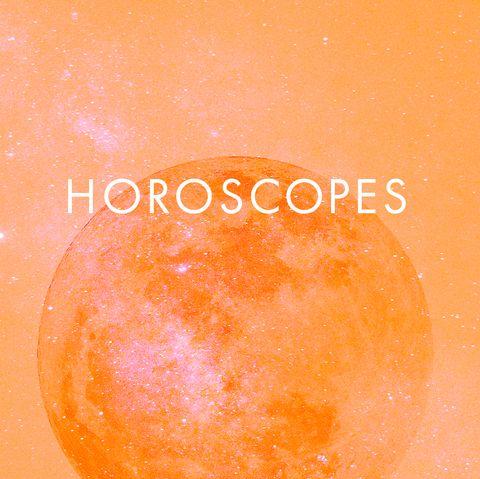 Orange, Peach, Space,