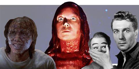 Horror movie tropes