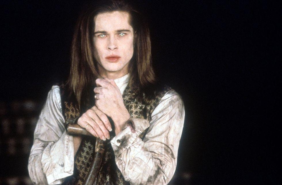 brad pitt interview vampire