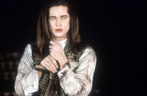 brad pitt interview vampire